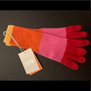 Isaac Mizrahi Cashmere Gloves: Target